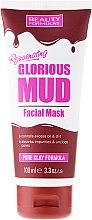 Parfémy, Parfumerie, kosmetika Bahenní maska na obličej - Beauty Formulas Glorious Mud Facial Mask