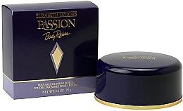 Parfémy, Parfumerie, kosmetika Elizabeth Taylor Passion - Parfémovaný tělový pudr