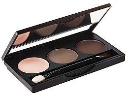 Parfémy, Parfumerie, kosmetika Paleta na obočí - Hean Paddle Eyebrow Professional Set