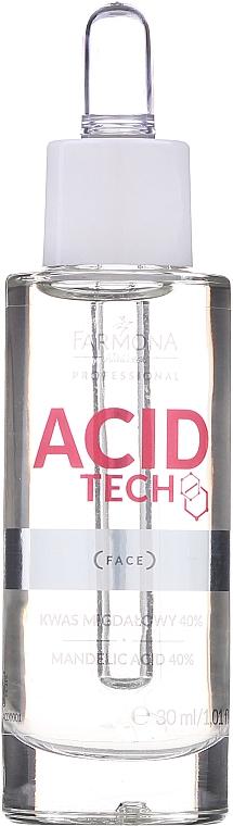 Mandlová kyselina 40% pro peeling - Farmona Professional Acid Tech Mandelic Acid 40% — foto N1