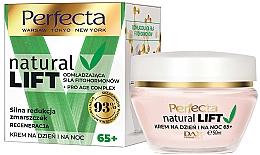 Parfémy, Parfumerie, kosmetika Regenerační pleťový krém proti vráskám 65+ - Perfecta Natural Lift Regenerating Anti-wrinkle Cream