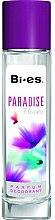 Parfémy, Parfumerie, kosmetika Bi-Es Paradise Flowers - Deodorant