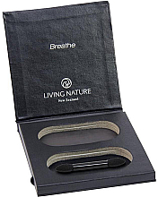 Parfémy, Parfumerie, kosmetika Pouzdro na oční stíny - Living Nature Eyeshadow Compact Case