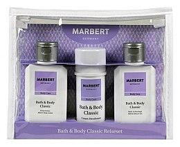 Parfémy, Parfumerie, kosmetika Sada - Marbert Bath & Body Classic