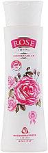Parfémy, Parfumerie, kosmetika Sprchový krém s růžovým olejem - Bulgarian Rose Shower Cream