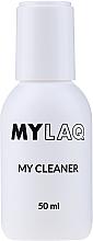Parfémy, Parfumerie, kosmetika Odmašťovač nehtů - MylaQ My Cleaner