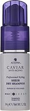 Parfémy, Parfumerie, kosmetika Suchý pudrový šampon ve spreji - Alterna Caviar Anti-Aging Professional Styling Sheer Dry Shampoo
