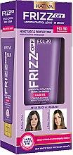 Parfémy, Parfumerie, kosmetika Krém na vlasy - Kativa Frizz Off Smooth Control Leave-In Cream Karite