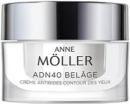 Parfémy, Parfumerie, kosmetika Posilující krém na pokožku kolem očí - Anne Moller ADN40 Belage Yeux