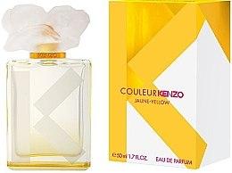 Parfémy, Parfumerie, kosmetika Kenzo Couleur Kenzo Jaune-Yellow - Parfémovaná voda