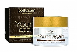 Parfémy, Parfumerie, kosmetika Omlazující krém pro obličej na dekolt - PostQuam Young Again Cream