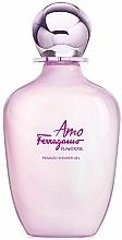 Parfémy, Parfumerie, kosmetika Salvatore Ferragamo Amo Ferragamo Flowerful - Sprchový gel