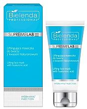 Parfémy, Parfumerie, kosmetika Liftingová maska na obličej s kyselinou hyaluronovou - Bielenda Professional SupremeLab Hydra-Hyal2