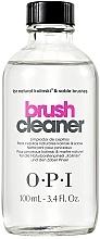 Parfémy, Parfumerie, kosmetika Přípravek pro čištění kosmetických štětců - O.P.I. Brush Cleaner