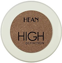 Parfémy, Parfumerie, kosmetika Oční mono-stíny - Hean Eye Shadow Mono High Definition (náhradní náplň)