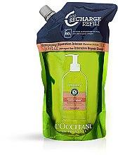 Parfémy, Parfumerie, kosmetika Šampon na vlasy Intenzivní obnova - L'Occitane Aromachologie Intense Repairing Shampoo (náhradní náplň)
