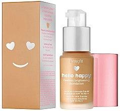 Parfémy, Parfumerie, kosmetika Tónový základ - Benefit Hello Happy Flawless Foundation (mini)