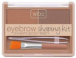Parfémy, Parfumerie, kosmetika Sada na obočí - Wibo Eyebrow Shaping Kit