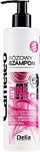 "Parfémy, Parfumerie, kosmetika Šampon na světlé vlasy ""Pink"" - Delia Cosmetics Cameleo Pink Shampoo"