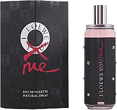 Parfémy, Parfumerie, kosmetika Loewe I Loewe Me - Toaletní voda