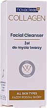 Parfémy, Parfumerie, kosmetika Kolagenový čistící přípravek na obličej - Novaclear Collagen Facial Cleanser