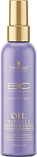 Parfémy, Parfumerie, kosmetika Revitalizační kondicionér-mléko s olejem a keratinem - Schwarzkopf Professional Bonacure Oil & Micro Keratin Milk
