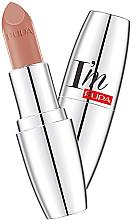 Parfémy, Parfumerie, kosmetika Rtěnka - Pupa I'm Nude Lipstick