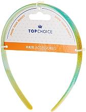 Parfémy, Parfumerie, kosmetika Čelenka do vlasů, 27901, žluto-zelená - Top Choice