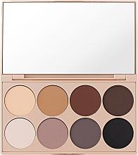 Parfémy, Parfumerie, kosmetika Paleta matných očních stínů - Paese Mattlicious