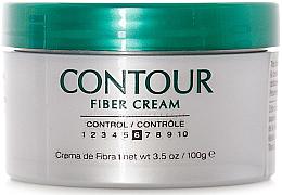 Parfémy, Parfumerie, kosmetika Krém- vosk pro tvorbu flexibilních tvarů - Lanza Healing Style Contour Fiber Cream