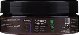 Parfémy, Parfumerie, kosmetika Pomáda na vlasy - BioMan Styling Pomade