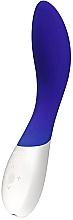 Parfémy, Parfumerie, kosmetika Stimulátor bodu G, tmavomodrý - Lelo Mona Wave Midnight Blue