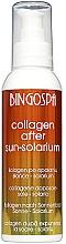 Parfémy, Parfumerie, kosmetika Kolagen po opalování s vitaminem E, aloe vera a hedvábí noni - BingoSpa Collagen