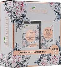 Parfémy, Parfumerie, kosmetika Sada - Bielenda Japan Lift 50+ (eye/cr/15ml + f/cr/50ml)
