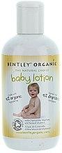Parfémy, Parfumerie, kosmetika Dětský lotion - Bentley Organic Baby Lotion