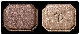 Parfémy, Parfumerie, kosmetika Oční stíny - Cle De Peau Beaute Eye Color Duo (náhradní náplň)