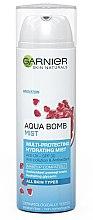 Parfémy, Parfumerie, kosmetika Hydratační obličejová mlha - Garnier Aqua Bomb Mist