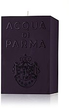 Parfémy, Parfumerie, kosmetika Aromatická svíčka - Acqua Di Parma Candle Black Cube