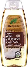 Parfémy, Parfumerie, kosmetika Organický tělový mycí přípravek s kokosovým olejem - Dr. Organic Bioactive Skincare Organic Coconut Virgin Oil Body Wash
