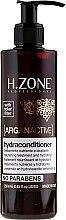 """Parfémy, Parfumerie, kosmetika Kondicionér na vlasy """"Zvlhčující"""" s arganovým olejem - H.Zone Argan Active Hydraconditioner"""