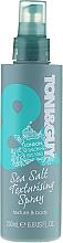 Parfémy, Parfumerie, kosmetika Texturizační sprej pro vlasový styling - Toni & Guy Casual Sea Salt Texturising Spray