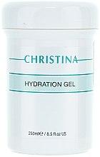 Parfémy, Parfumerie, kosmetika Hydratační gel pro všechny typy pleti - Christina Hydration Gel