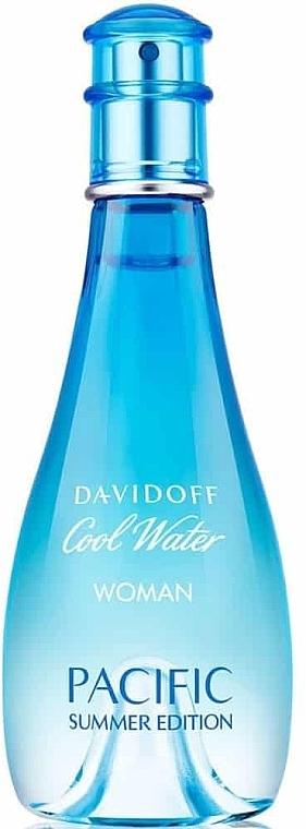Davidoff Cool Water Pacific Summer - Toaletní voda — foto N1