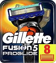 Parfémy, Parfumerie, kosmetika Vyměnitelné kazety na holení, 8 ks. - Gillette Fusion ProGlide