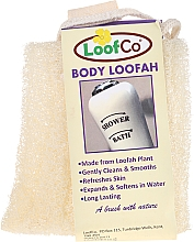 Parfémy, Parfumerie, kosmetika Přírodní houba na tělo - LoofCo Body Loofah