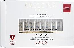 Parfémy, Parfumerie, kosmetika Lotion-koncentrát pro obnovení růstu vlasů u žen 200 - Labo Crescina HFSC 200 Re-Growth Woman