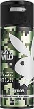 Parfémy, Parfumerie, kosmetika Playboy Play It Wild - Deodorant-sprej