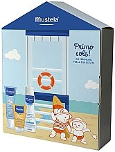 Parfémy, Parfumerie, kosmetika Sada - Mustela Bebe (milk/100ml + lotion/125ml + clean/gel/200ml)