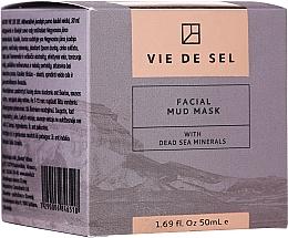 Parfémy, Parfumerie, kosmetika Pleťová maska - Vie De Sel Facial Mud Mask