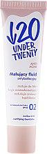 Parfémy, Parfumerie, kosmetika Matující fluid - Under Twenty Anti! Acne